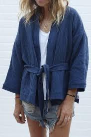 quilted kimono jacket | JACKETS // CAZADORAS | Pinterest | Kimono ... & quilted kimono jacket from ascot hart Adamdwight.com