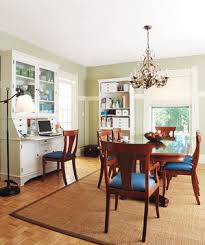 dining living room furniture. Organized Office In A Dining Room Living Furniture