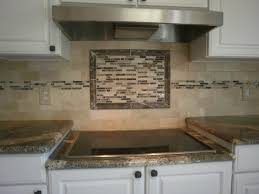 Large Tile Kitchen Backsplash Kitchen Backsplash Ideas With Cream Cabinets Subway Tile