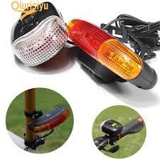 XC-408 <b>Bike</b> 7-LED <b>Safety Warning Turn</b> Signal Light-buy at a low ...