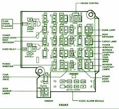 1989 chevy caprice fuse box diagram image details 1991 chevy caprice fuse box diagram at 93 Chevy Caprice Fuse Box