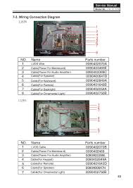 haier l f lf lf sm oficial  power supply 12v dc regulated