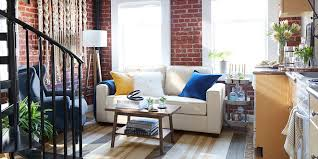 pottery barn s new pb apartment line is made specifically for small space dwellers