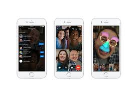 Facebook Video Chart Facebook Messenger Now Lets You Video Chat With Up To 50