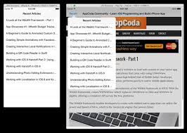 iOS 8 WebKit framework overview - Programmer Sought
