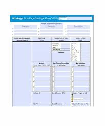 Corporate Business Plan Template 32 Great Strategic Plan Templates To Grow Your Business
