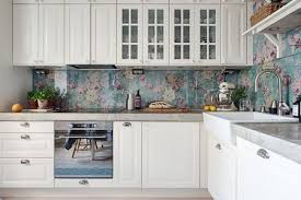 40 Removable Kitchen Backsplash Ideas Simple Backsplash In Kitchen Pictures