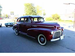 1942 Chevrolet Fleetline for Sale   ClassicCars.com   CC-1027186