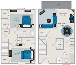 Small Bedroom Floor Plan Home Design Office Desk For Small Space Throughout 89 Wonderful
