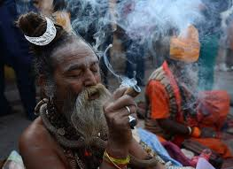 why lord shiva smoke weed lord of