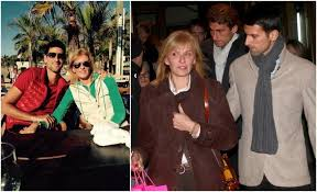 The couple began dating in 2005 and got engaged in september 2013. The Support Family Behind Novak Djokovic S Unparalleled Talents Celebrity Families Wife And Kids Novak Djokovic