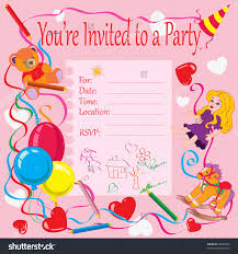 038 Birthday Party Invitation Wording Samples Partyation