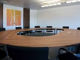 round boardroom tables 2