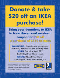 donate used furniture earn valuable rewards and celebrate earth day with goodwill and ikea us