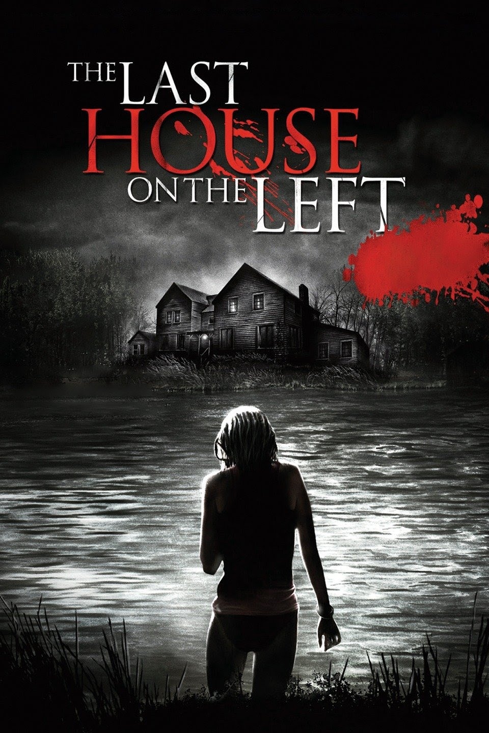 The Last House on the Left (2009) {Hindi-English} 480p | 720p
