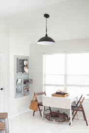 farmhouse pendant lighting. updating overhead kitchen lighting to these beautiful black farmhouse pendant lights from jeremiah www