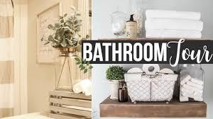 Guest bathroom ideas Design Ideas Decorate With Me 2017 Guest Bathroom Tour Decorating Ideas Page Danielle Shikoinfo Decorate With Me 2017 Guest Bathroom Tour Decorating Ideas