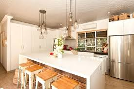 rustic pendant lighting kitchen image by interiors rustic pendant lighting