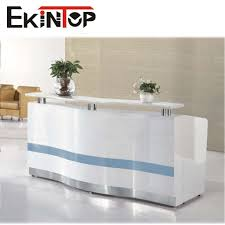reception desk with glass display best desk chair for back pain check more at