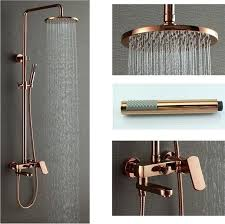 How to install shower plumbing Diy Bathroom Rowhousemediaco Bathroom Faucets And Shower Fixtures Installing Shower Fixtures How