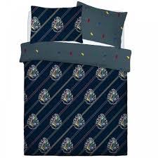 harry potter house colours duvet set quilt cover reversible pillowcase bedding double 710073