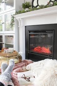 just remember to keep it in scale and don t hang anything on top that is wider then the fireplace itself make electric