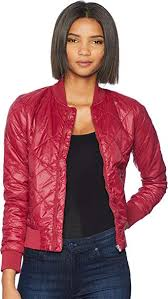 Romeo And Juliet Couture Size Chart Romeo Juliet Couture Womens Padded Bomber Jacket