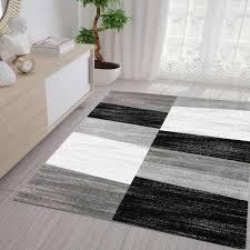 Vimoda Teppich Modern Modern Modern Wohnzimmer Schlafzimmer