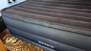 Bedding Best Intex Air Mattress Reviews 2017 Bed Pump fort