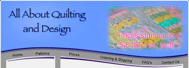 aaquilting prices - for pantographs or custom longarm machine quilting &  Adamdwight.com