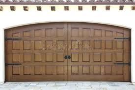 swing garage door swing garage door wooden double swinging garage doors of home stock photo swing garage door