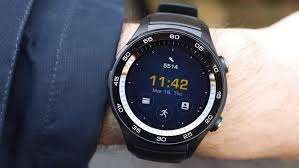 huawei watch 2 pro. huawei watch 2 hands on: latest android wear offering laces up its running shoes pro w
