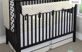 full size of bed black and gold crib bedding dot and white gold minky brush