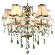 crystal chandelier with sheer drum shade crystal chandeliers with shades crystal chandelier with sheer drum shade crystal chandelier