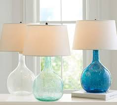 colored glass lighting. Eva Colored Glass Table Lamp Colored Glass Lighting D