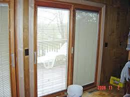 pella sliding door with blinds patio doors with built in blinds mind boggling sliding doors with