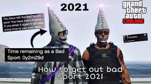 How to get out of bad sport? Gta How To Get Out Of Bad Sport Faster Prevent Bad Sport Still Works Smotret Video Onlajn Brazil Fight Ru