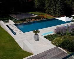 infinity pool backyard. Fine Pool 21 Landscape Small Backyard Infinity Pool Design Ideas With C
