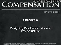 Designing Pay Levels Mix And Pay Structures Designing Pay Levels Mix And Pay Structure Ppt Download