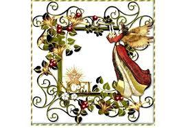 angel frame picture icon cartoon wings memorial frames framed artwork