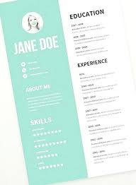 Free Resume Templates For Word 2010 Custom Free Creative Resume Templates For Word Template Editable Office R