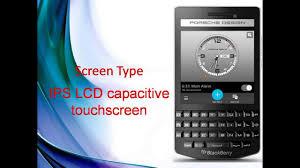 Blackberry Porsche Design Ebay Blackberry Porsche Design P9983 Specs Features
