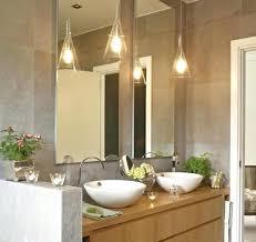 bathroom pendant lights bathroom pendant lighting ideas astonishing and hanging pendant lights over bathroom vanity