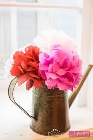 Diy Flower Balls Tissue Paper 39 How To Make A Paper Puff Ball 2019