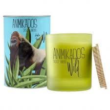 Купить <b>Свеча ароматическая Gorilla</b> - амбровый Wild 40 ч от ...