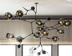lindsey adelman cherry fringe chandelier