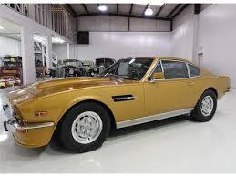 Aston Martin V8 For Sale 1979 Aston Martin V8 In St Louis Missouri Used The Parking