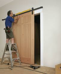 sliding doors aren t just for barns anymore when there s not enough e for a traditional swinging door or when a pocket door isn t a good option