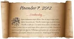 www.dayoftheweek.org/date-scroll/Wednesday-7-Novem...