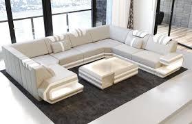 12 Sofa In U Form Leder Einzigartig Lqaffcom